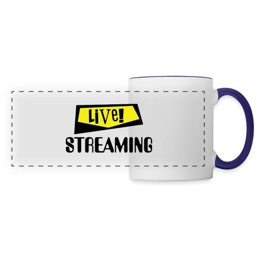 Live Streaming - Panoramic Mug