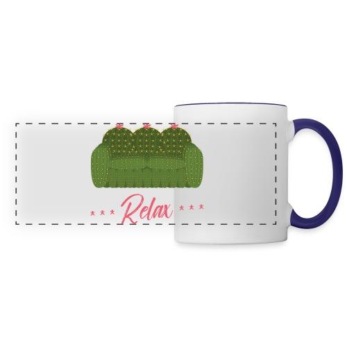 Relax! - Panoramic Mug