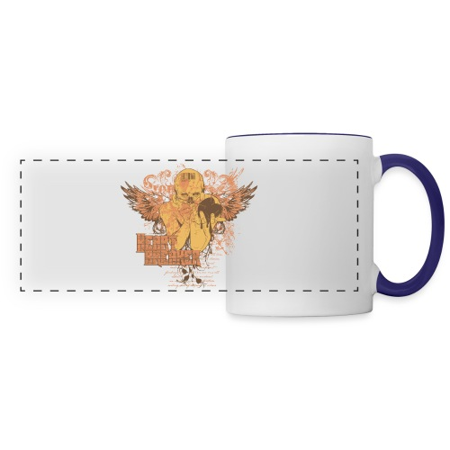 teetemplate54 - Panoramic Mug