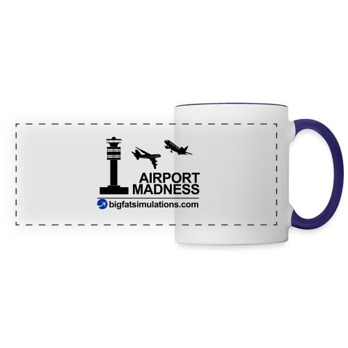 The Official Airport Madness Mug - Panoramic Mug