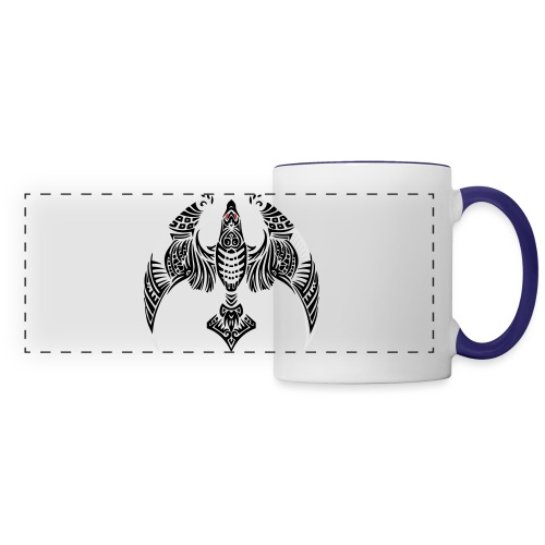 Hawk Totem - Panoramic Mug