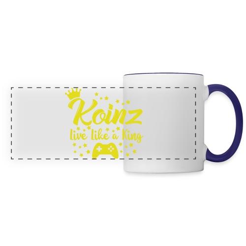 Live Like A King - Panoramic Mug