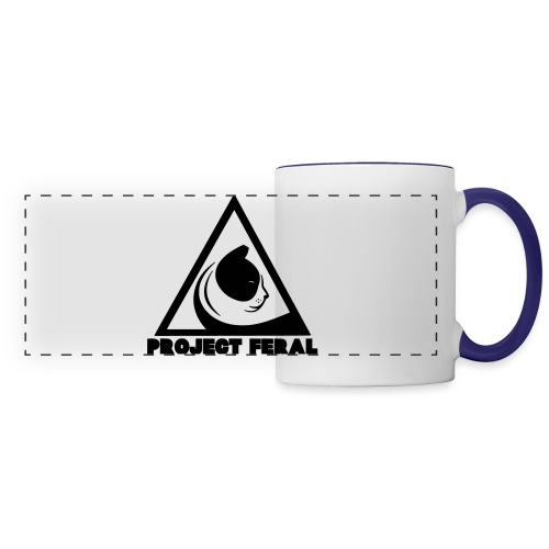 Project feral fundraiser - Panoramic Mug