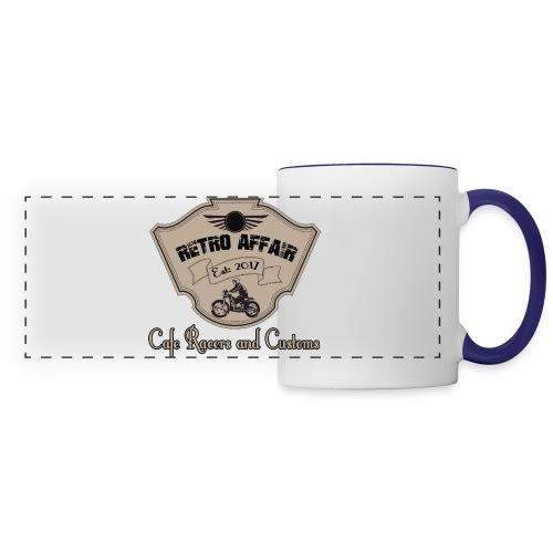 Retro Badge - Panoramic Mug
