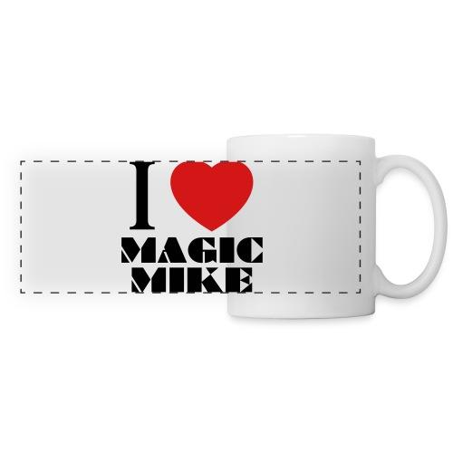 I Love Magic Mike T-Shirt - Panoramic Mug