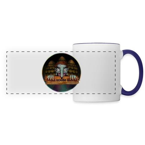 Troll House Games Logo - Panoramic Mug