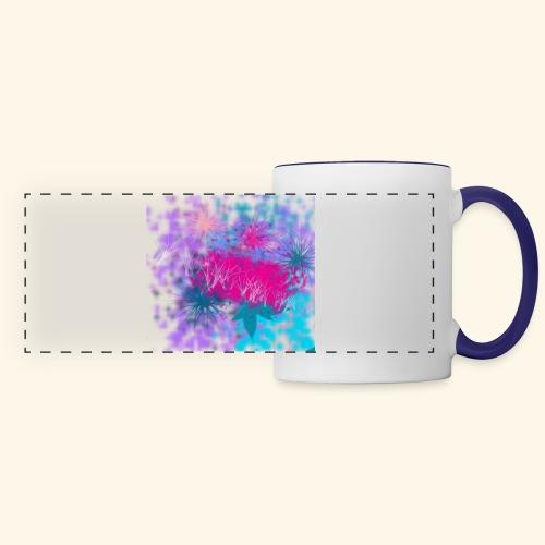 Abstract - Panoramic Mug