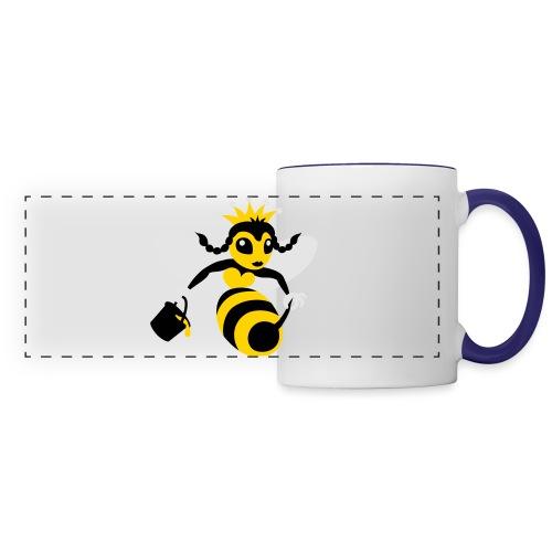 Queen Bee - Panoramic Mug