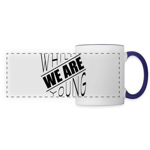 While we are young - Panoramic Mug