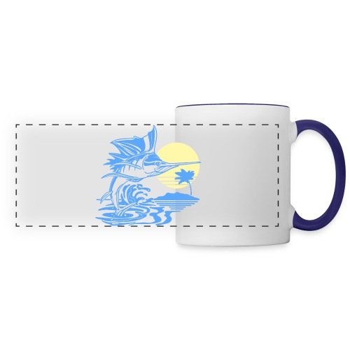 Sailfish - Panoramic Mug