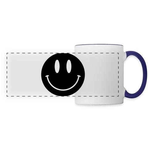 Smiley - Panoramic Mug