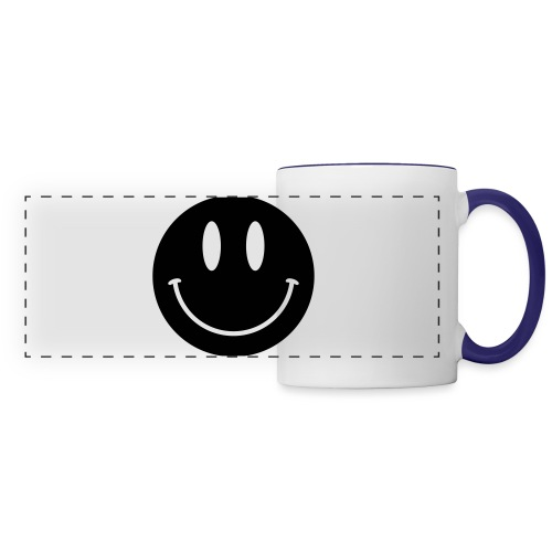 Smiley - Panoramic Mug