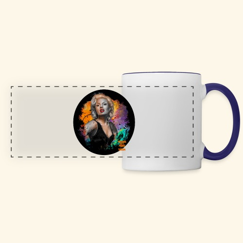 Marilyn Monroe - Panoramic Mug