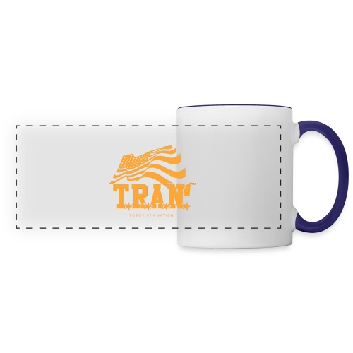 TRAN Gold Club - Panoramic Mug