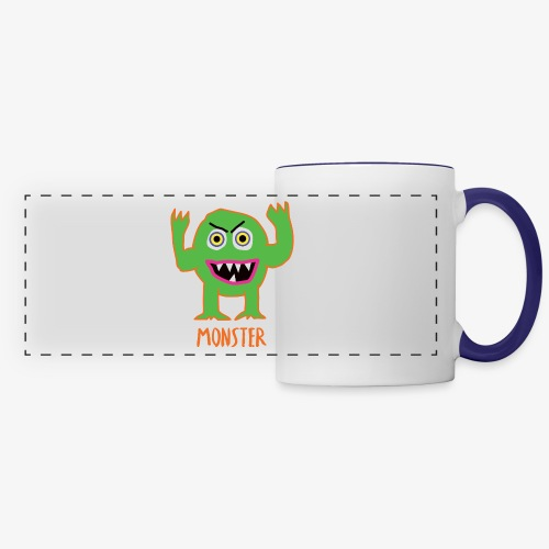 Monster - Panoramic Mug