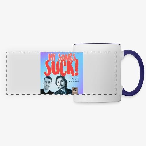 My Songs Suck Cover - Panoramic Mug