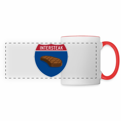 Intersteak - Panoramic Mug