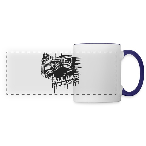 All Gas no Brakes - Panoramic Mug