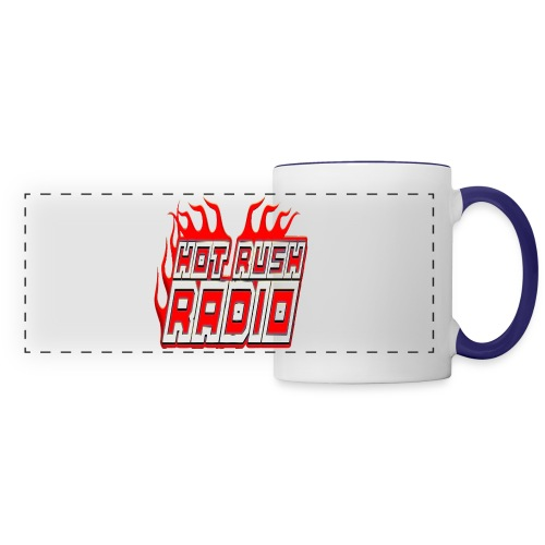 worlds #1 radio station net work - Panoramic Mug