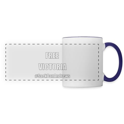 Free Victoria - Panoramic Mug