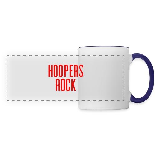 Hoopers Rock - Red - Panoramic Mug