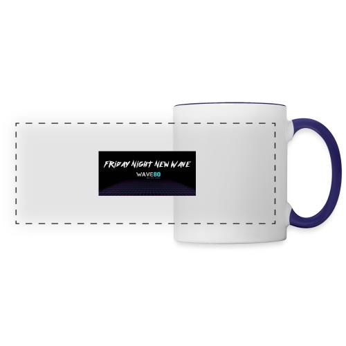 Friday Night New Wave - Panoramic Mug