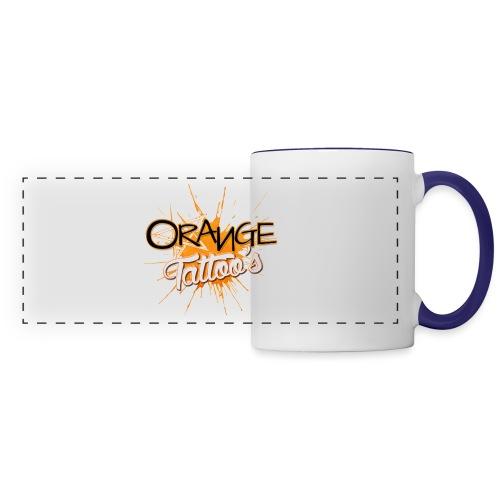 Orange Tattoo's - Panoramic Mug