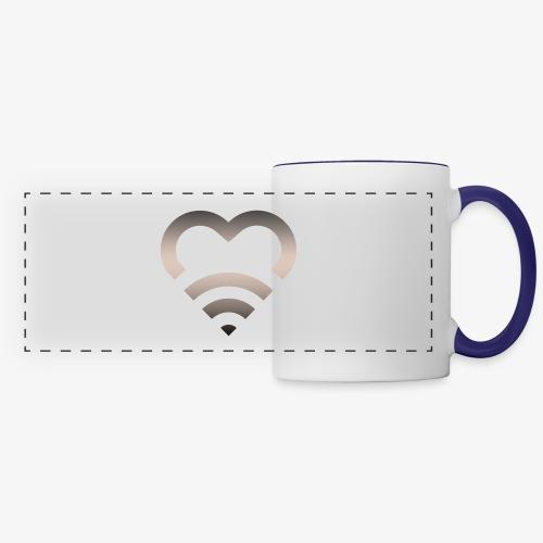 I Heart Wifi IPhone Case - Panoramic Mug