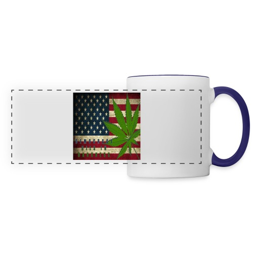 Political humor - Panoramic Mug