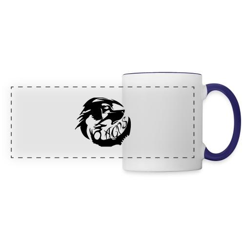 wolf - Panoramic Mug