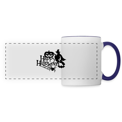 Happy Halloween - Panoramic Mug