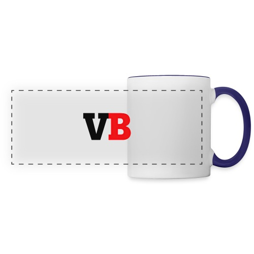 Vanzy boy - Panoramic Mug