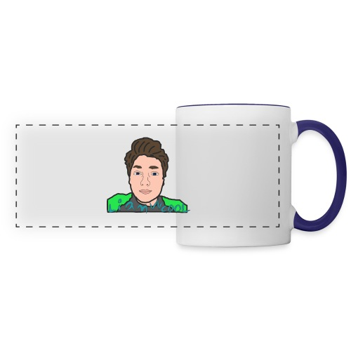 LiamWcool head tee - Panoramic Mug