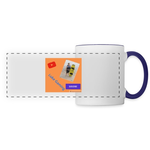 Luke Gaming T-Shirt - Panoramic Mug