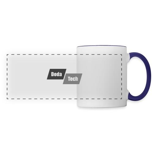 DodaTech Logo - Panoramic Mug