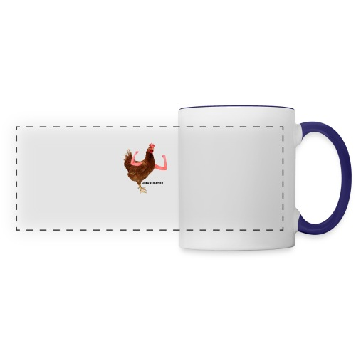 ChickenLover Box Logo T-shirt - Panoramic Mug