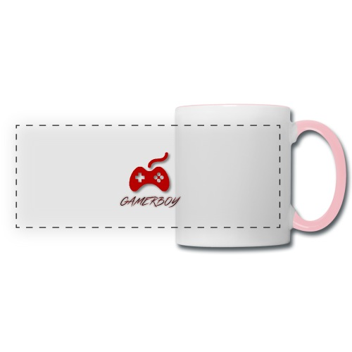 Gamerboy - Panoramic Mug