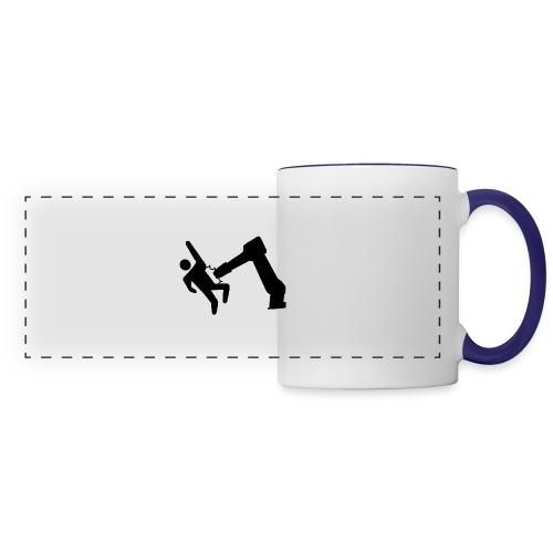 Robot Wins! - Panoramic Mug