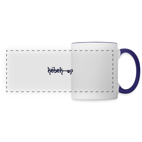Kébek-Op - Panoramic Mug