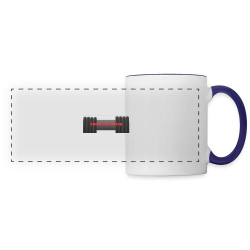 colin the lifter - Panoramic Mug