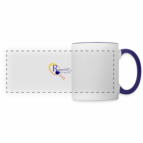 Racquetball Ontario branded products - Panoramic Mug