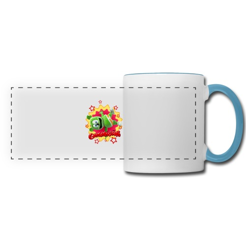 Gummibär Starburst - Panoramic Mug