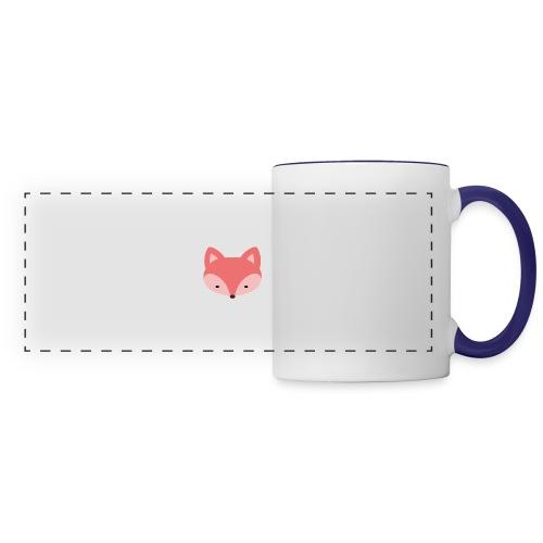 Fox Gift Logo - Panoramic Mug