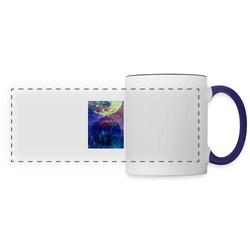 DOGE TO THE MOON - Panoramic Mug