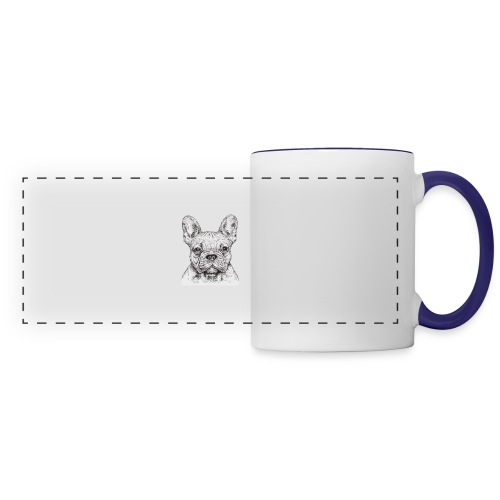 French Bulldog - Panoramic Mug