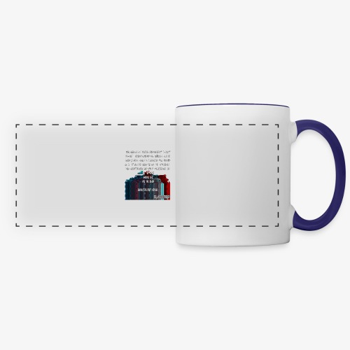 ERROR Lyrics - Panoramic Mug