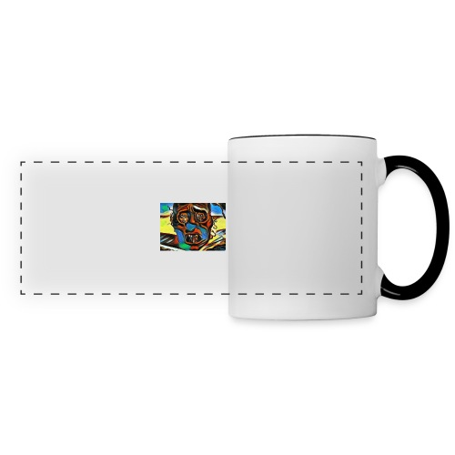 Dali Visage - Panoramic Mug