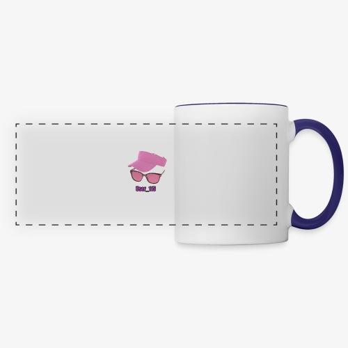 Glasses And Hat - Panoramic Mug