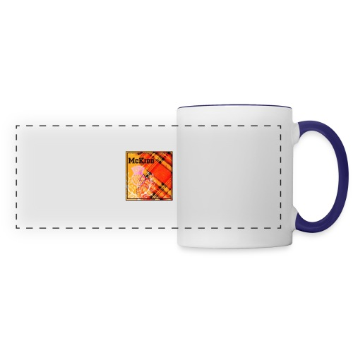 mckidd name - Panoramic Mug