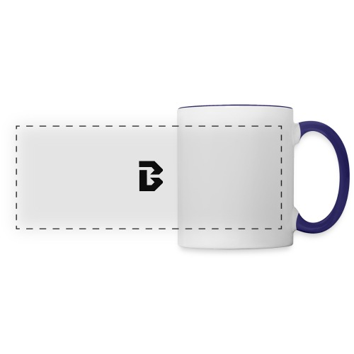 Click here for clothing and stuff - Panoramic Mug